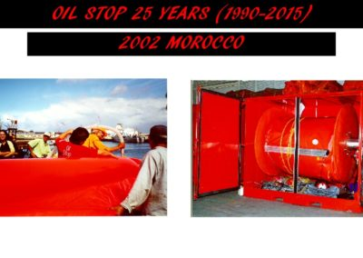 """Morocco – """"Port Authority"""" and """"Royal Navy"""""""