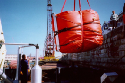 Rapid Pack Bundle 250M Deep Sea Boom with Crane/Helicopter Lift Sling